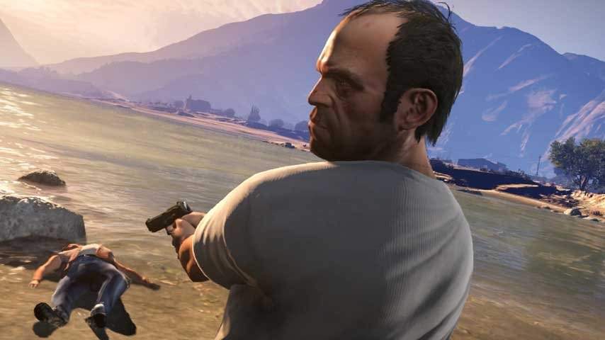 GTA 5 On The Cheap In Xbox 360 Ultimate Games Sale Day