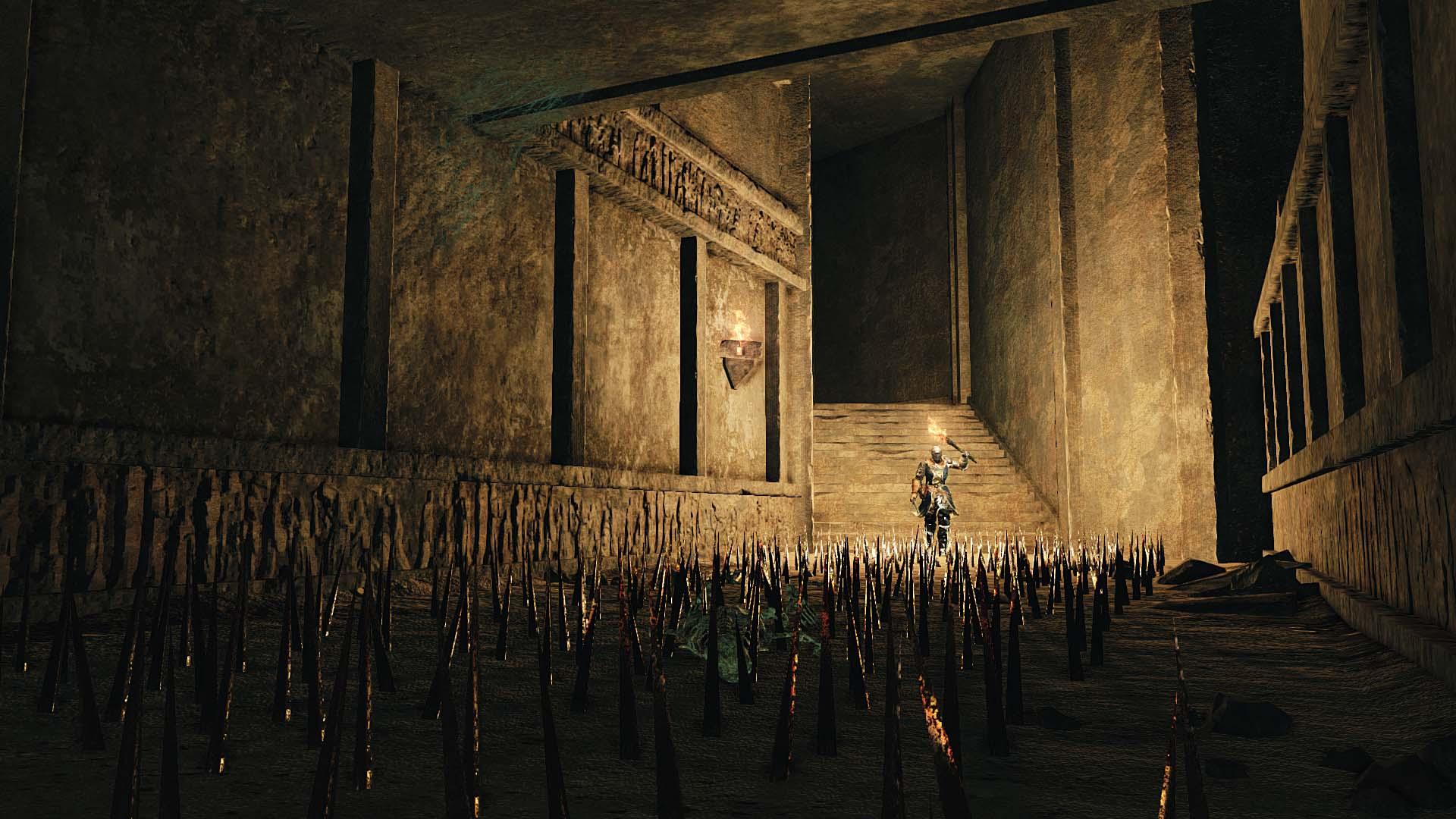 Dark Souls 2 Crown of the Sunken King walkthrough
