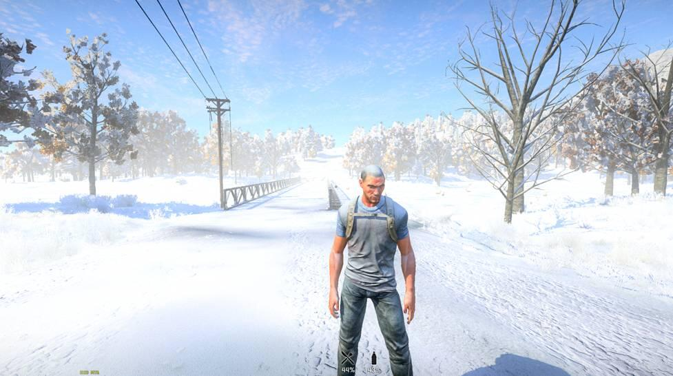 Airdrops In H1Z1 Explained PlayStation 4 Version