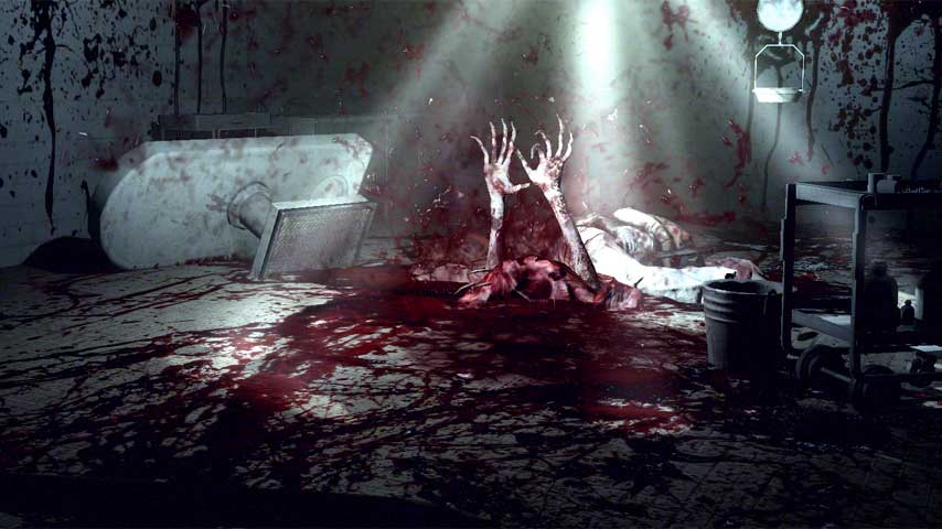 The Evil Within guide Chapter 4  The Patient  VG247