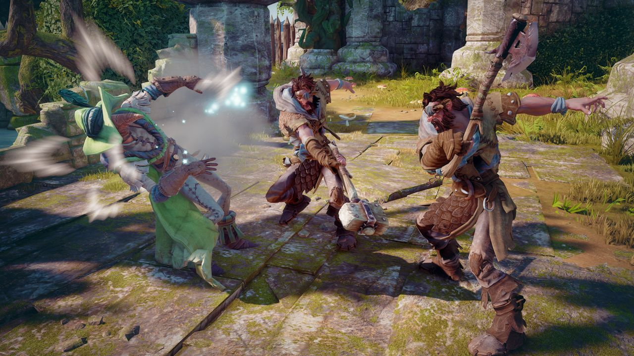 Fable Legends Xbox One Multiplayer Beta Set For October VG247
