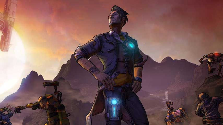 You Can Play As Handsome Jack In Borderlands The Pre