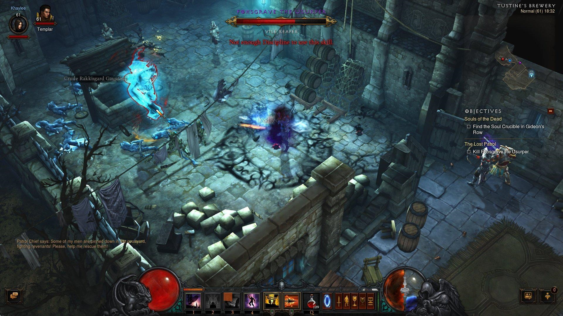 Diablo 3 Reaper Of Souls Console Edition Receiving Patch 210 Very Soon VG247