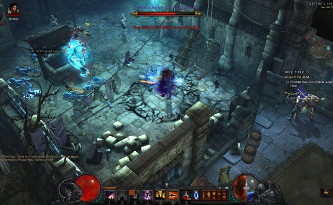 Diablo 3 Reaper Of Souls Console Edition Receiving Patch