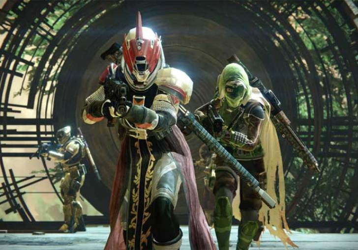 How To Get Exotic Shards In Destiny