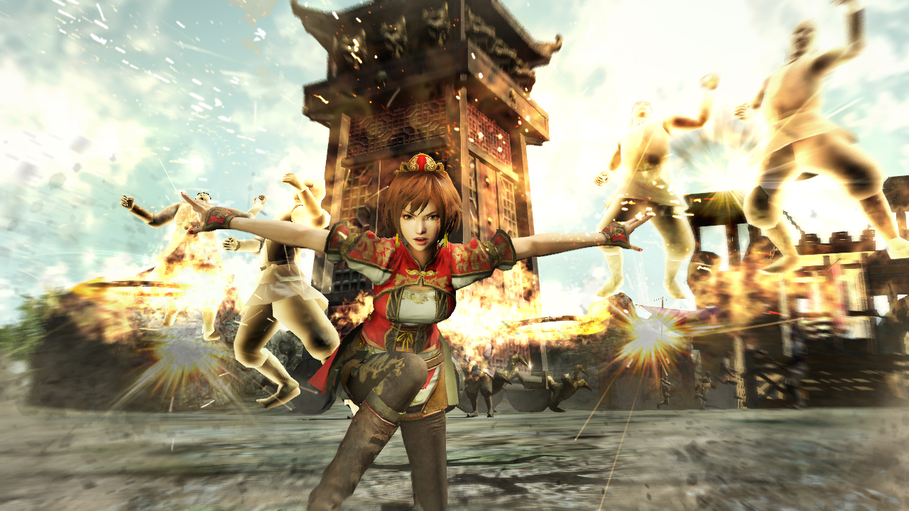 Dynasty Warriors Girl Wallpaper Western Release Date Set For Dynasty Warriors 8 Empires
