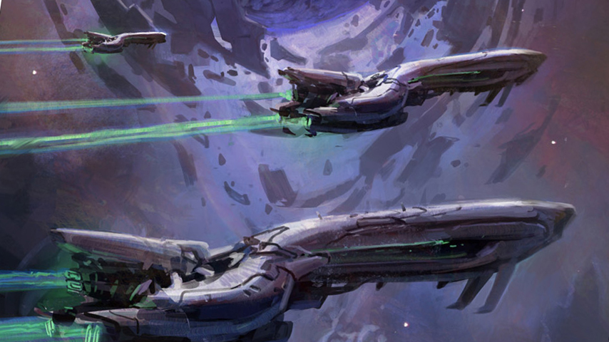 Read A Chunk Of The New Halo Novel VG247