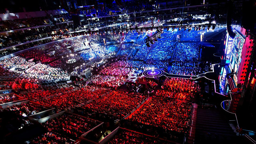 334M Viewers Tuned In To League Of Legends 2015 World
