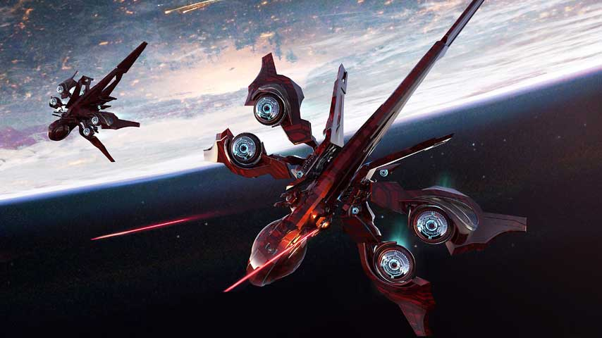 Star Citizen Unlocks All Flyable Ships For Backers For A