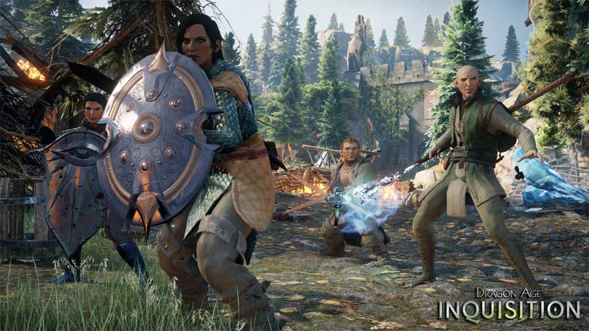 Dragon Age Inquisition Guide And Walkthrough Part 4 In