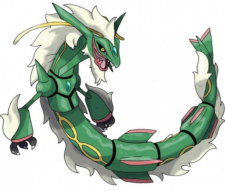 Pokemon Omega Ruby Amp Alpha Sapphire Video Shows Space Battle Between Rayquaza And Deoxys VG247
