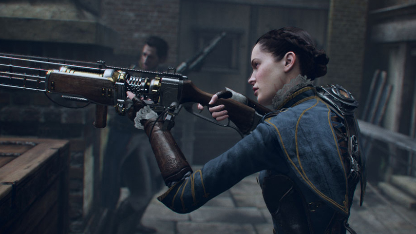 The Order 1886 Does Not Have Bronze Trophies Rumour VG247