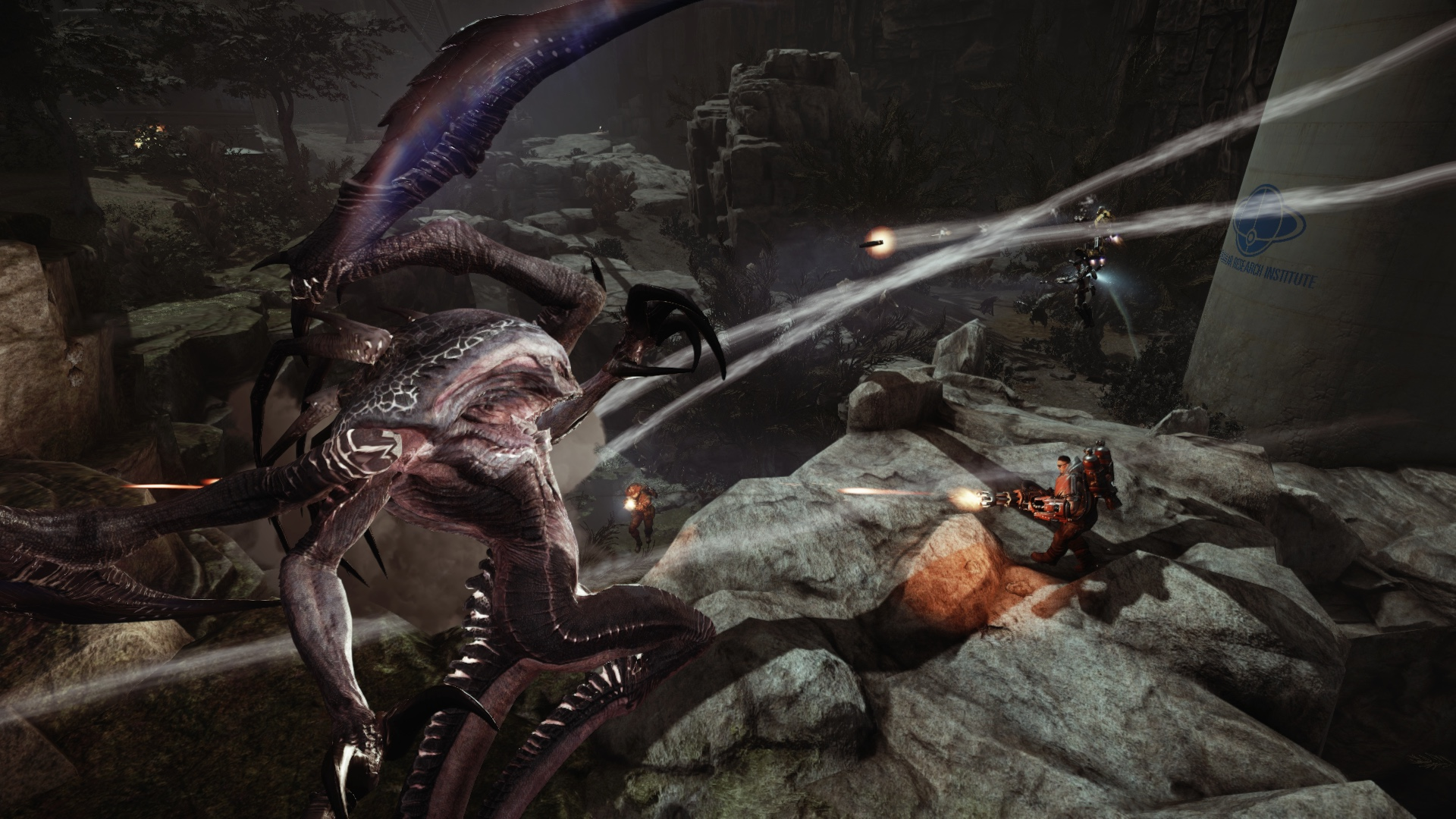 These New Evolve Screens Are All About The Wraith VG247