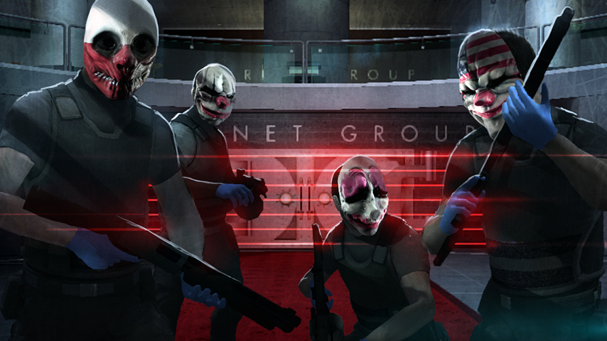 PayDay 2s The Diamond Heist Drops Next Week VG247