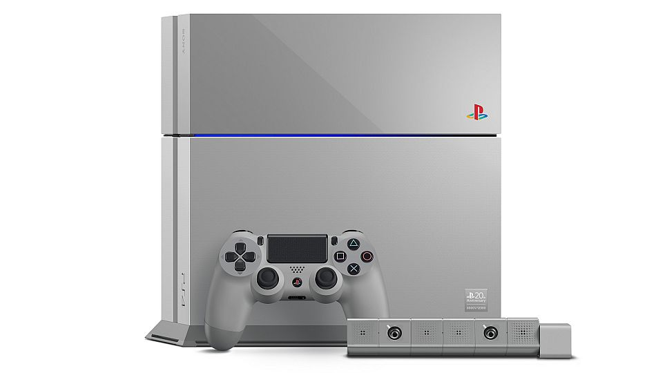 A Limited Edition 20th Anniversary PS4 Just Sold For 128000 VG247
