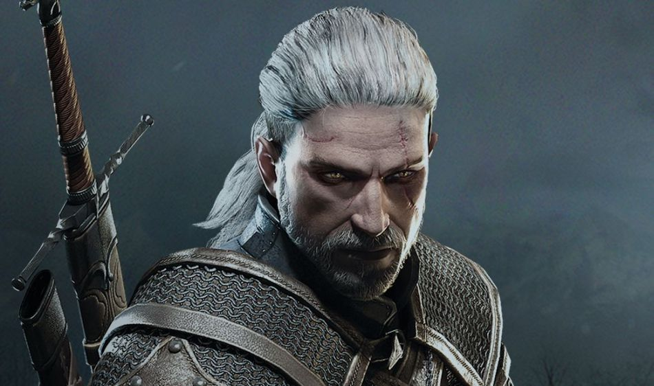 Geralt is very professional in the latest Witcher 3 Wild