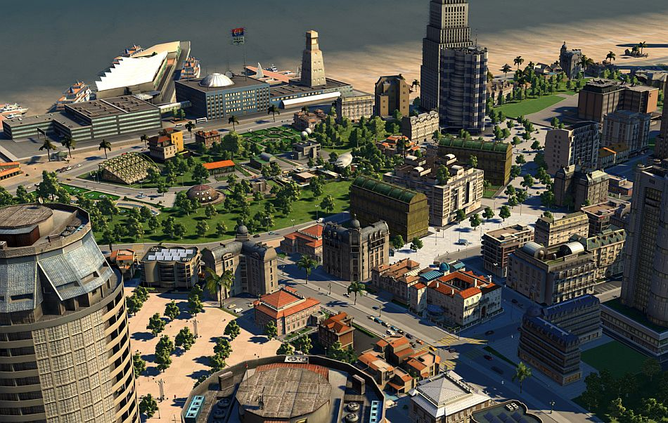 Cities XXL Video Shows You Life In The City Pre Order Incentive Offered VG247