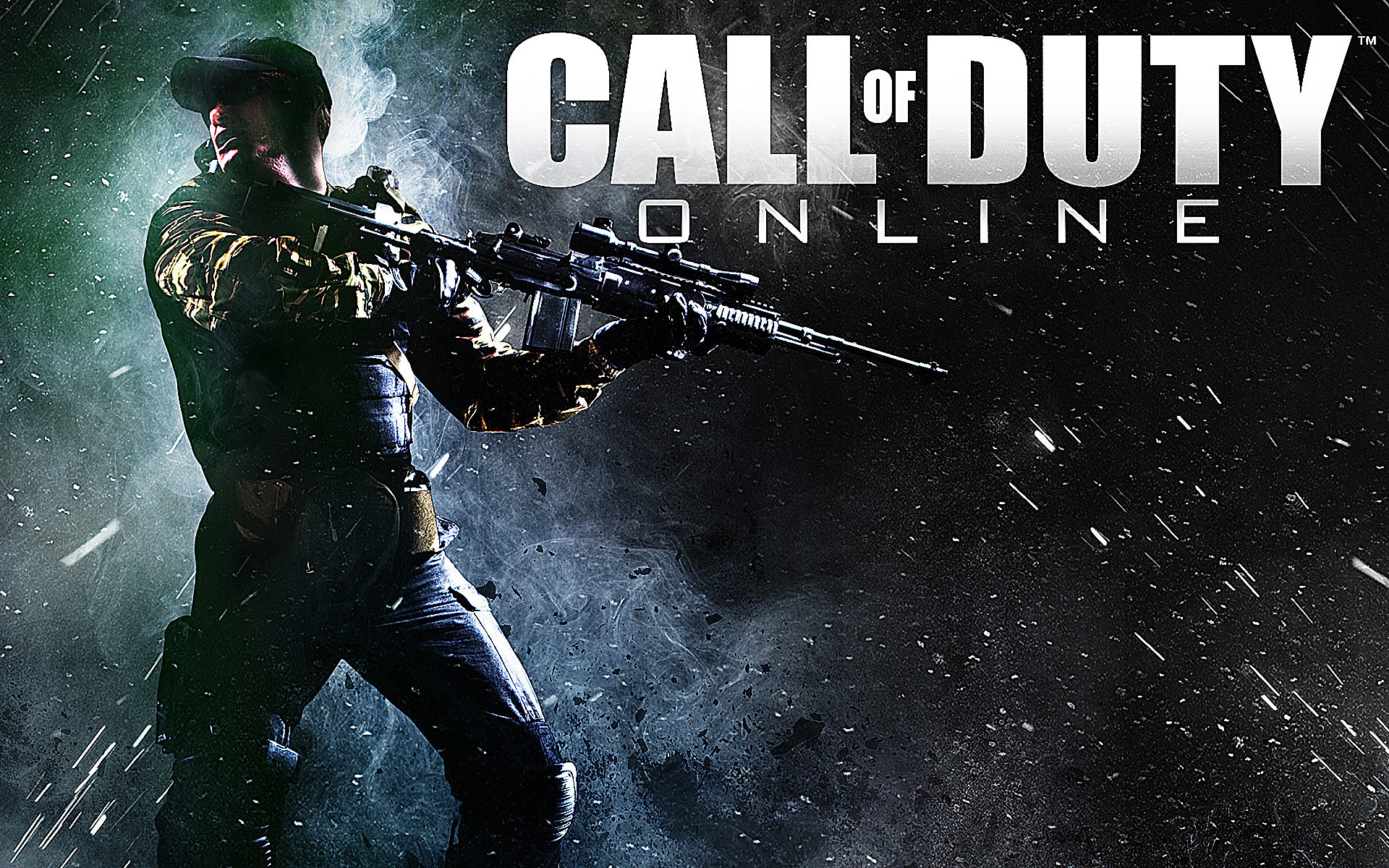 Call Of Duty Online Trailer Stars Captain America Zombies And A Giant Monster VG247