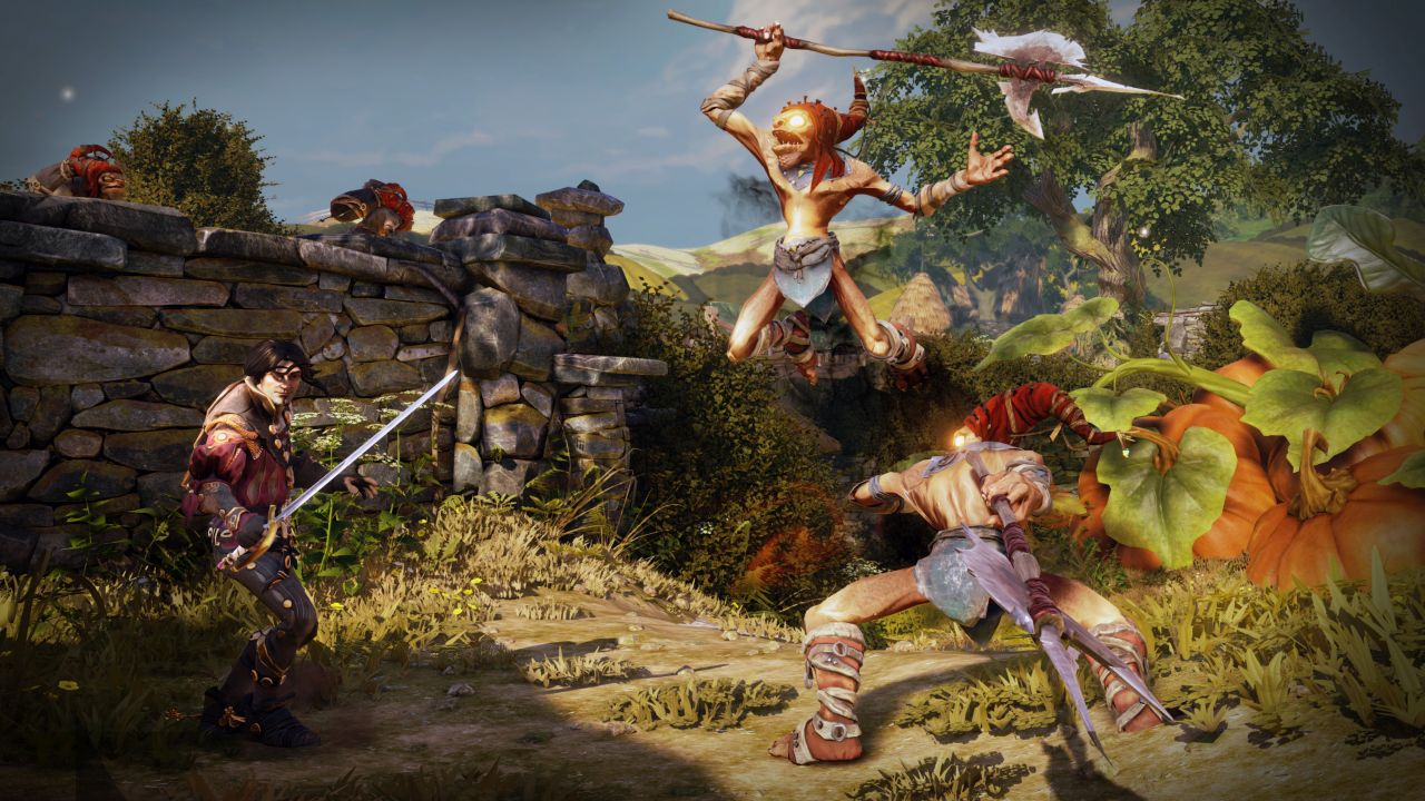 Lionhead Ventures Into The Free To Play Space With Fable