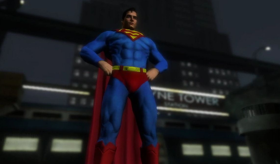 Footage Of Cancelled Justice League Brawler Surfaces VG247