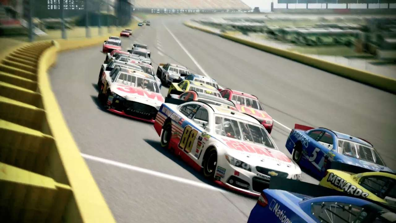 New NASCAR Game In Development For PC PS4 And Xbox One Due In 2016 VG247