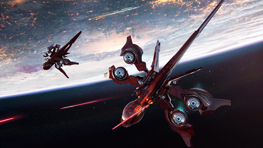Star Citizen Arena Commander 101 Launches With Public