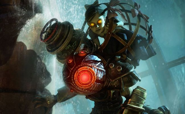The Bioshock Collection Coming To Ps4 Xbox One In