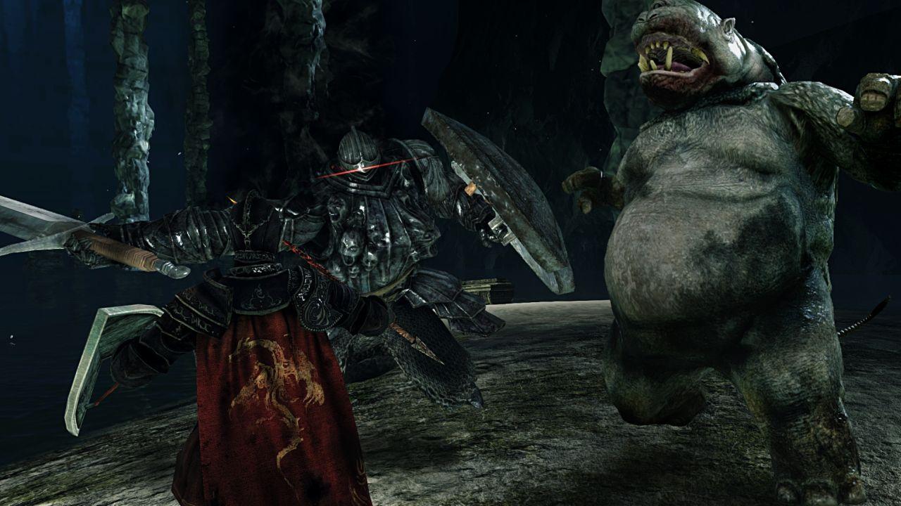 Dark Souls 2 Scholar Of The First Sin Launch Trailer