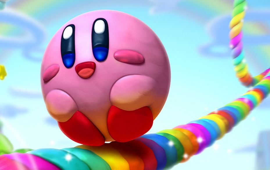 Nintendo US EShop Updated With Kirby And The Rainbow Curse