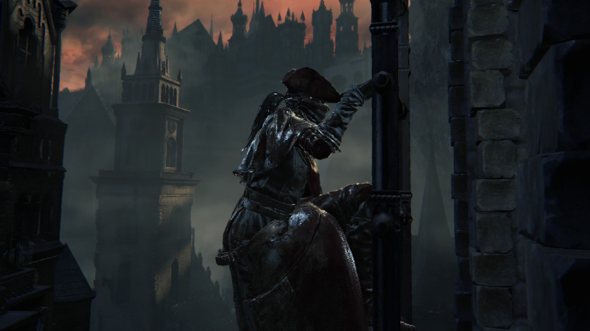 Bloodborne Forbidden Woods to Shadow of Yharnam  VG247