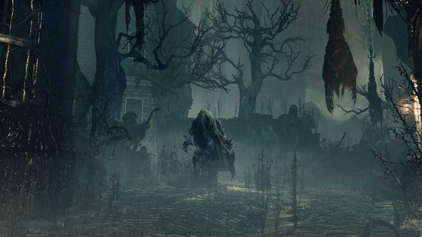 Bloodborne Byrgenwerth To Rom VG247