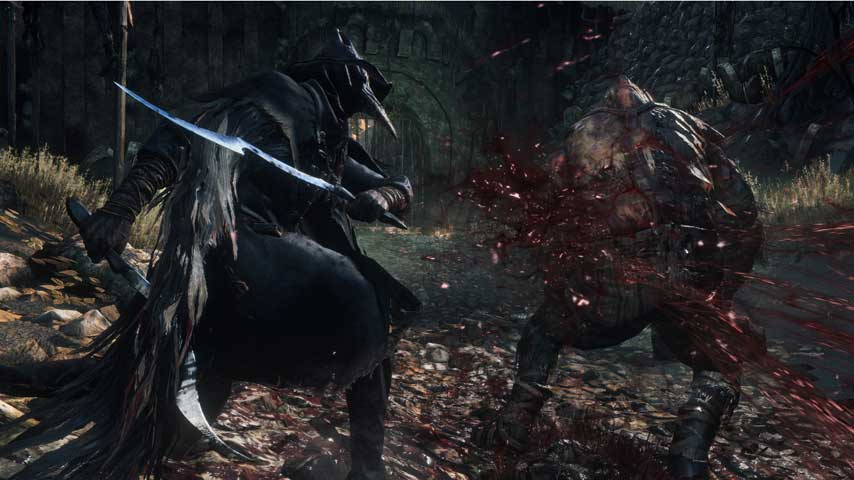 Bloodborne Best Starting Class And How To Create Your