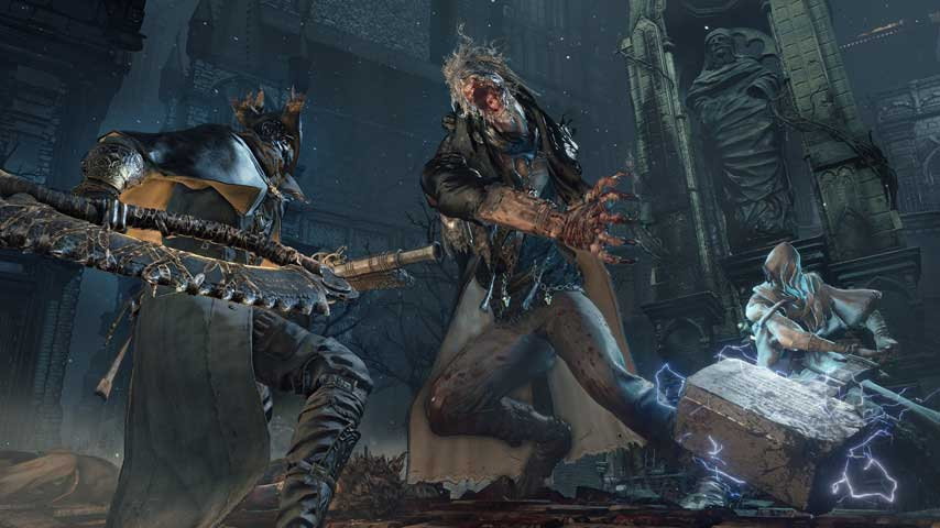 Bloodborne Guide Enemies And How To Kill Them VG247