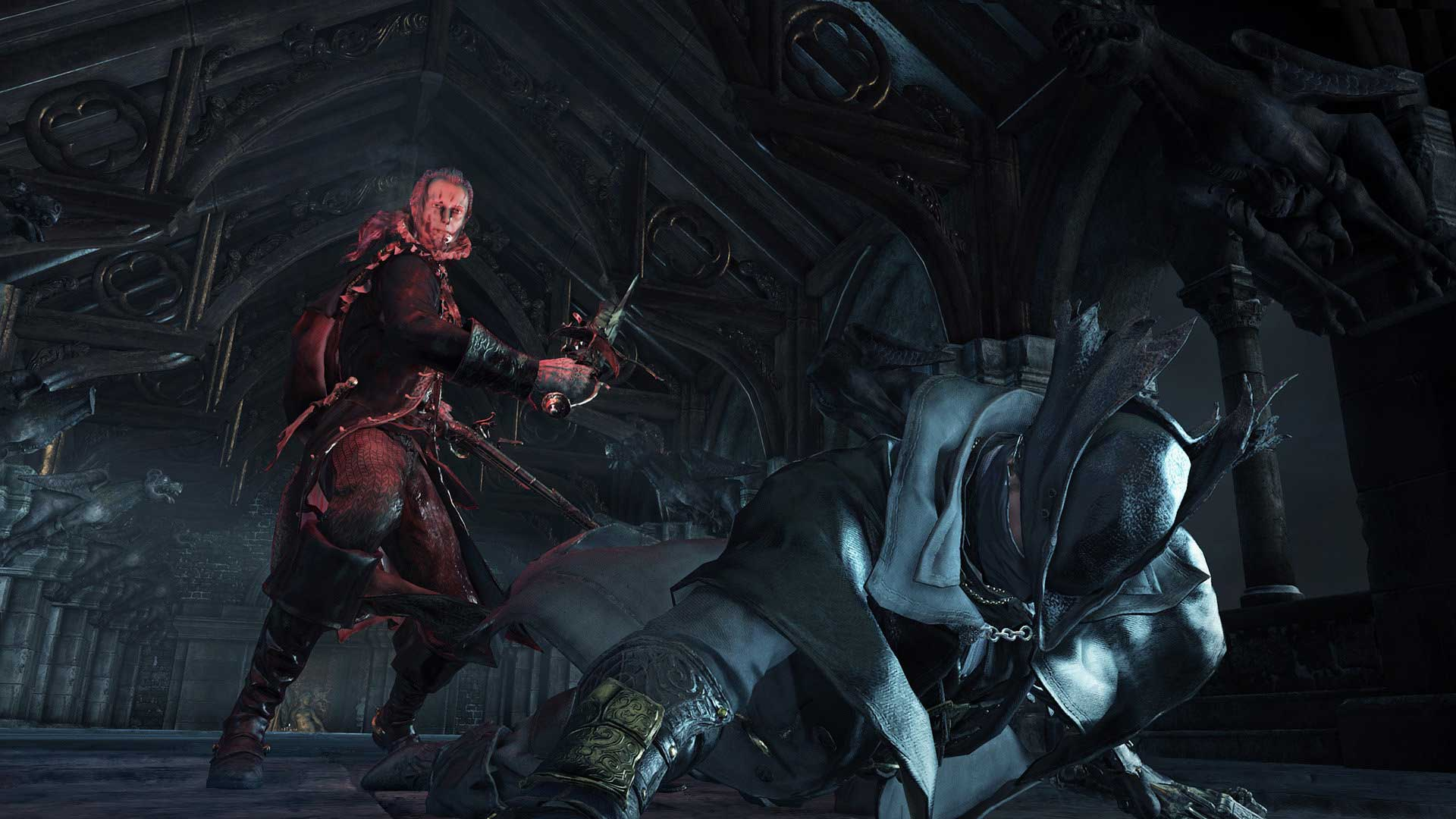 Bloodborne Guide How Multiplayer Works VG247
