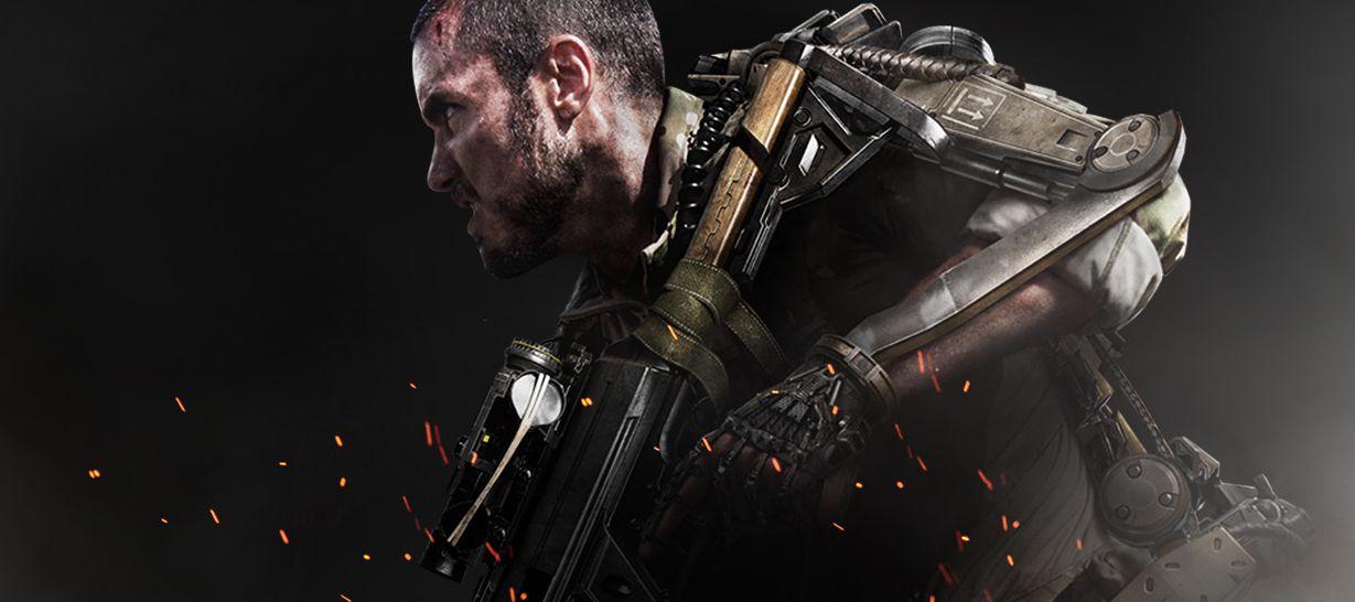 Call Of Duty Advanced Warfare Trailer Shows Ascendance