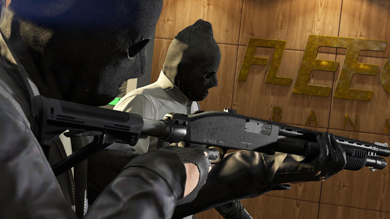 GTA 5 Online Heists Guide The Fleeca Job VG247