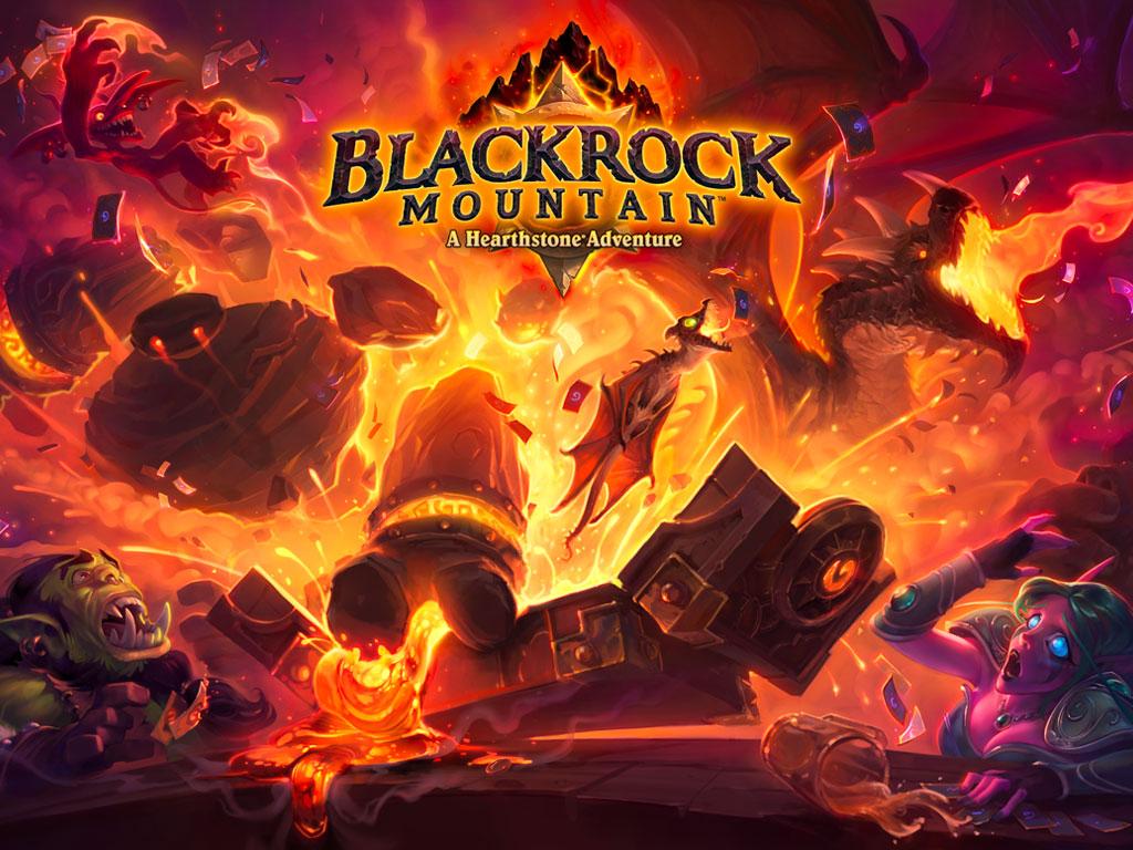 Hearthstones Blackrock Mountain Adventure Pack Launches