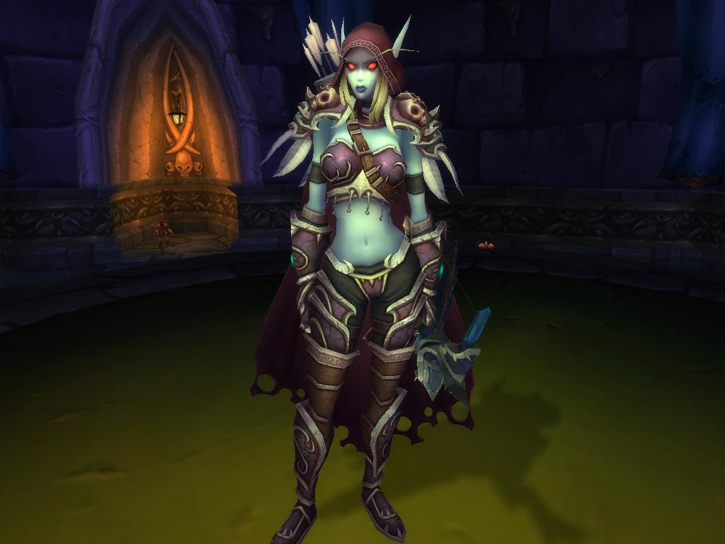 Lady Sylvanas New Battlegrounds Announced For Heroes Of