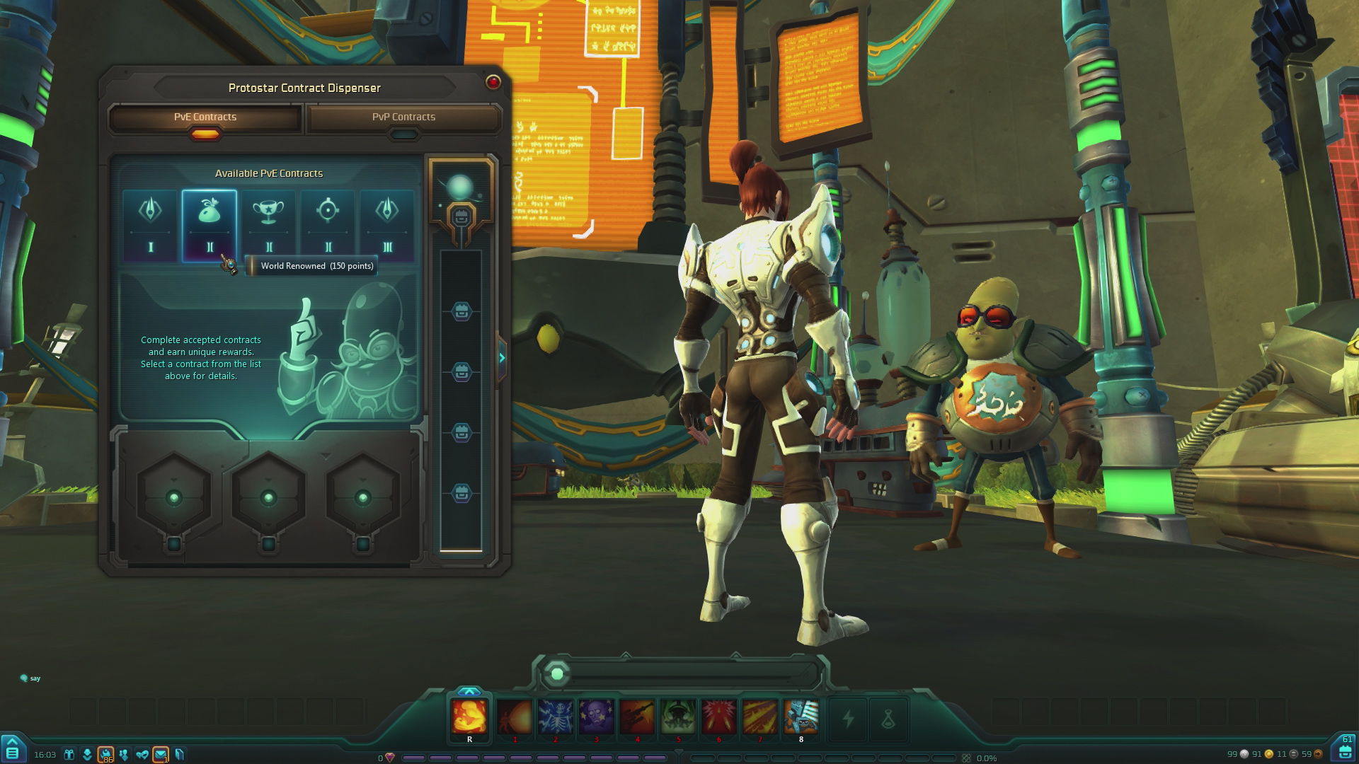 New Contracts Feature In Wildstar Promises To Make The