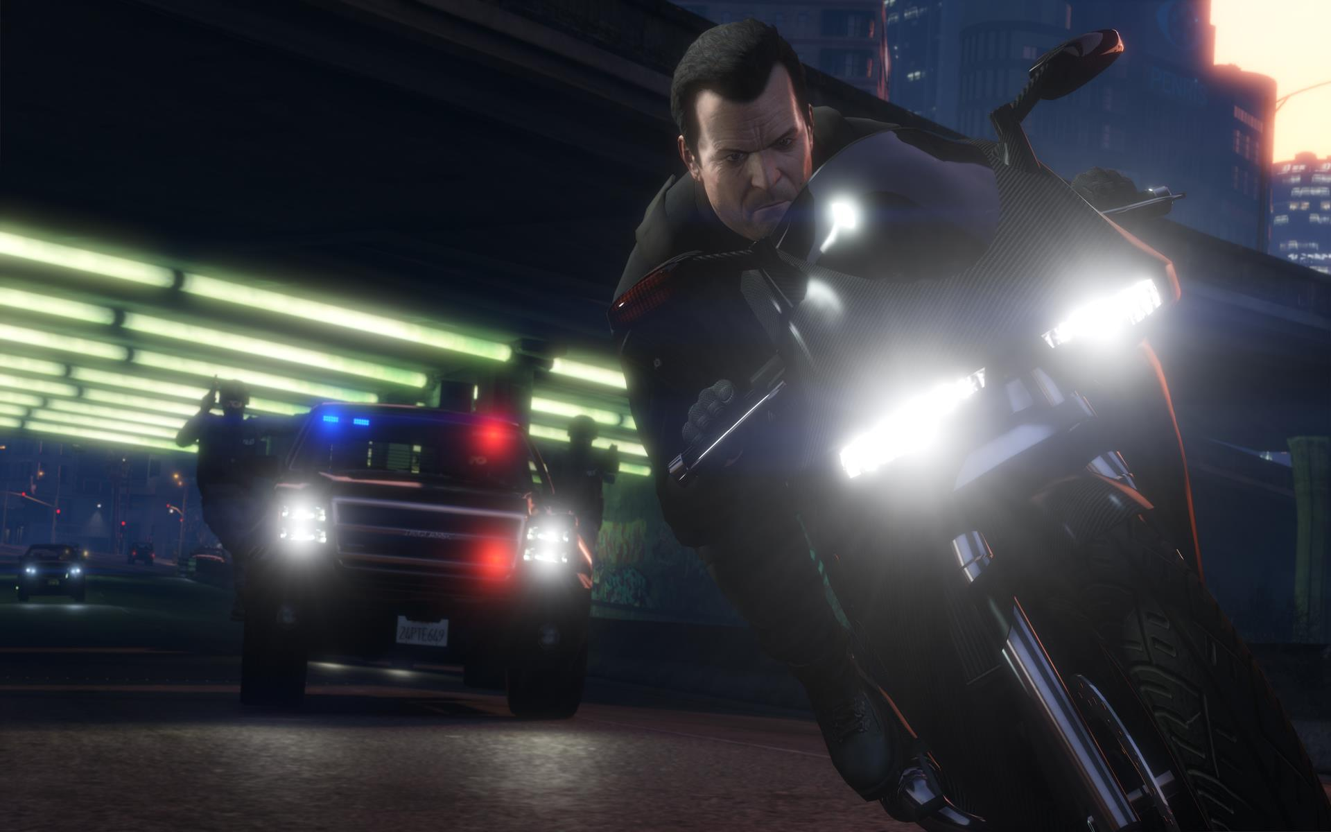 Hd Wallpaper Police Cars Gta 5 S Director Mode Is Everything You Wanted Gta 4 S