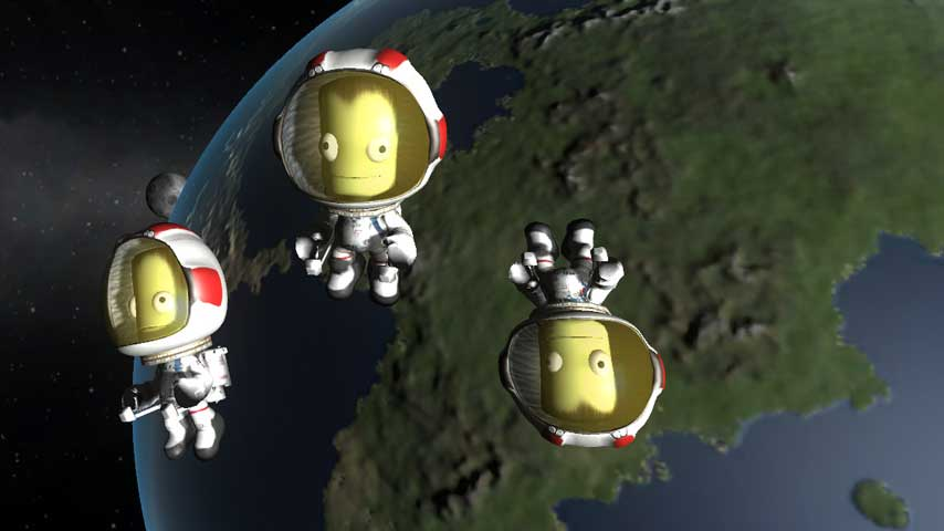 Kerbal Space Program Is Coming To Xbox One VG247
