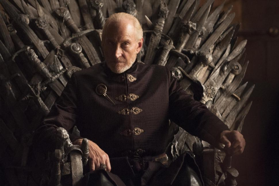 Game Of Thrones Tywin Lannister Talks About His Role In