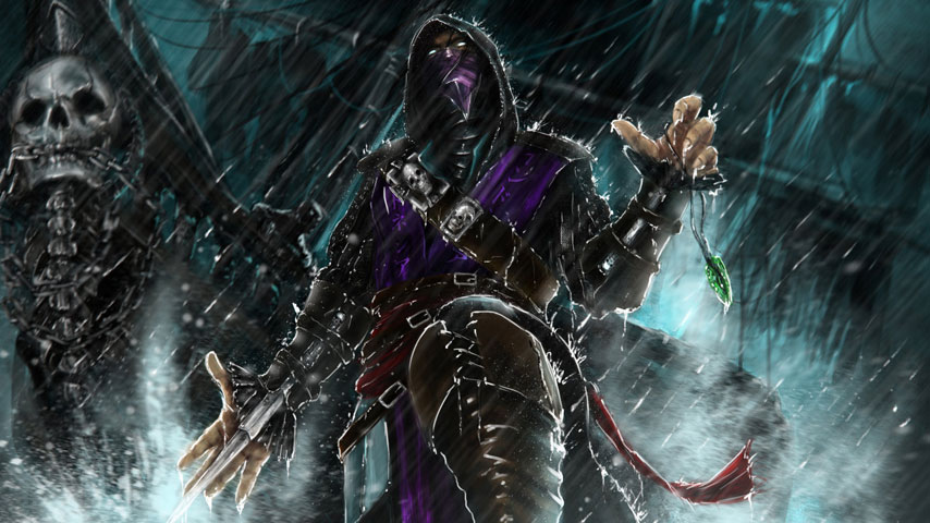 Mortal Kombat X Play As Rain And Other Locked Characters