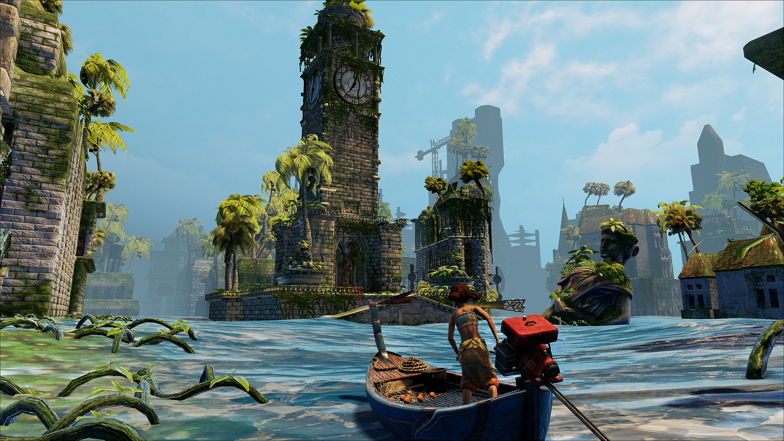 New Adventure Game Submerged Arrives On PS4 Xbox One And