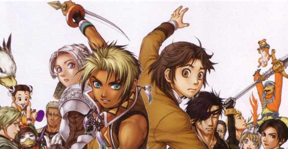 Suikoden 3 PEGI Rating Suggests PS2 Classic Re Release VG247