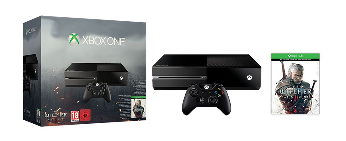 The Witcher 3 Wild Hunt Xbox One Bundles Announced For