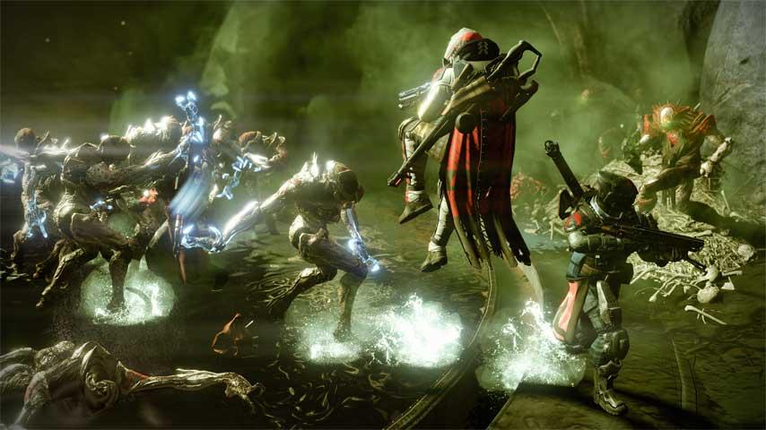 Destiny 2 Kings Fall Wallpaper Destiny How To Get Treasure Keys For The Prison Of Elders
