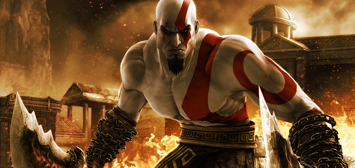 Ireland In The Fall Wallpaper God Of War 3 Remastered Showcases 1080p 60fps Gameplay Vg247