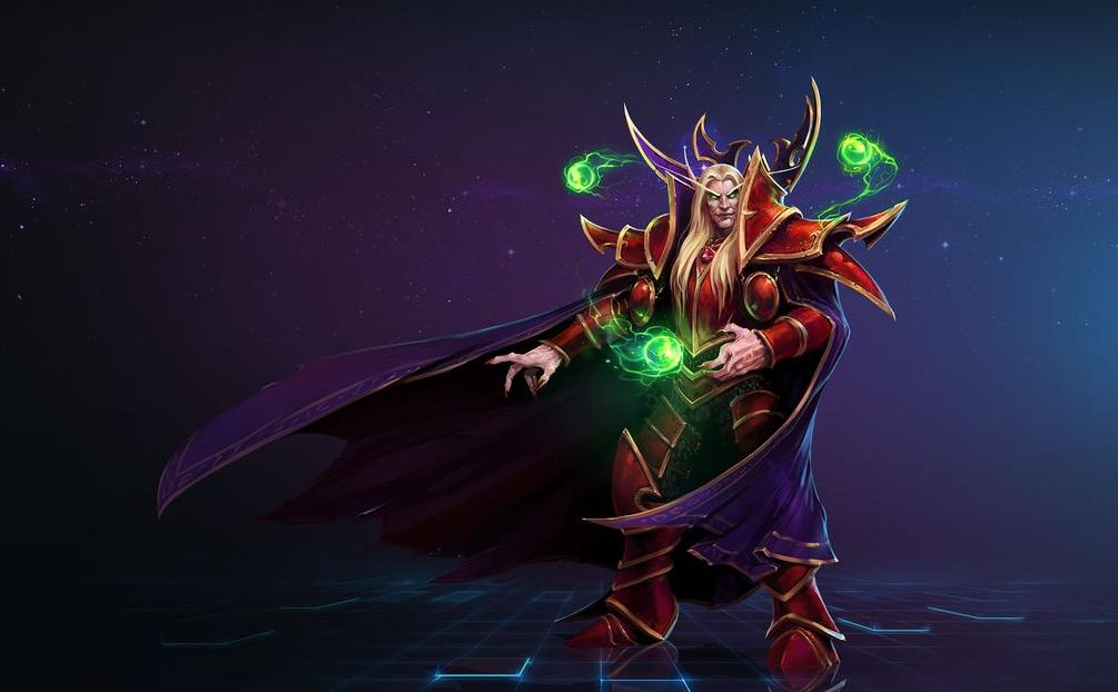 Kaelthas Sunstrider Announced For Heroes Of The Storm VG247
