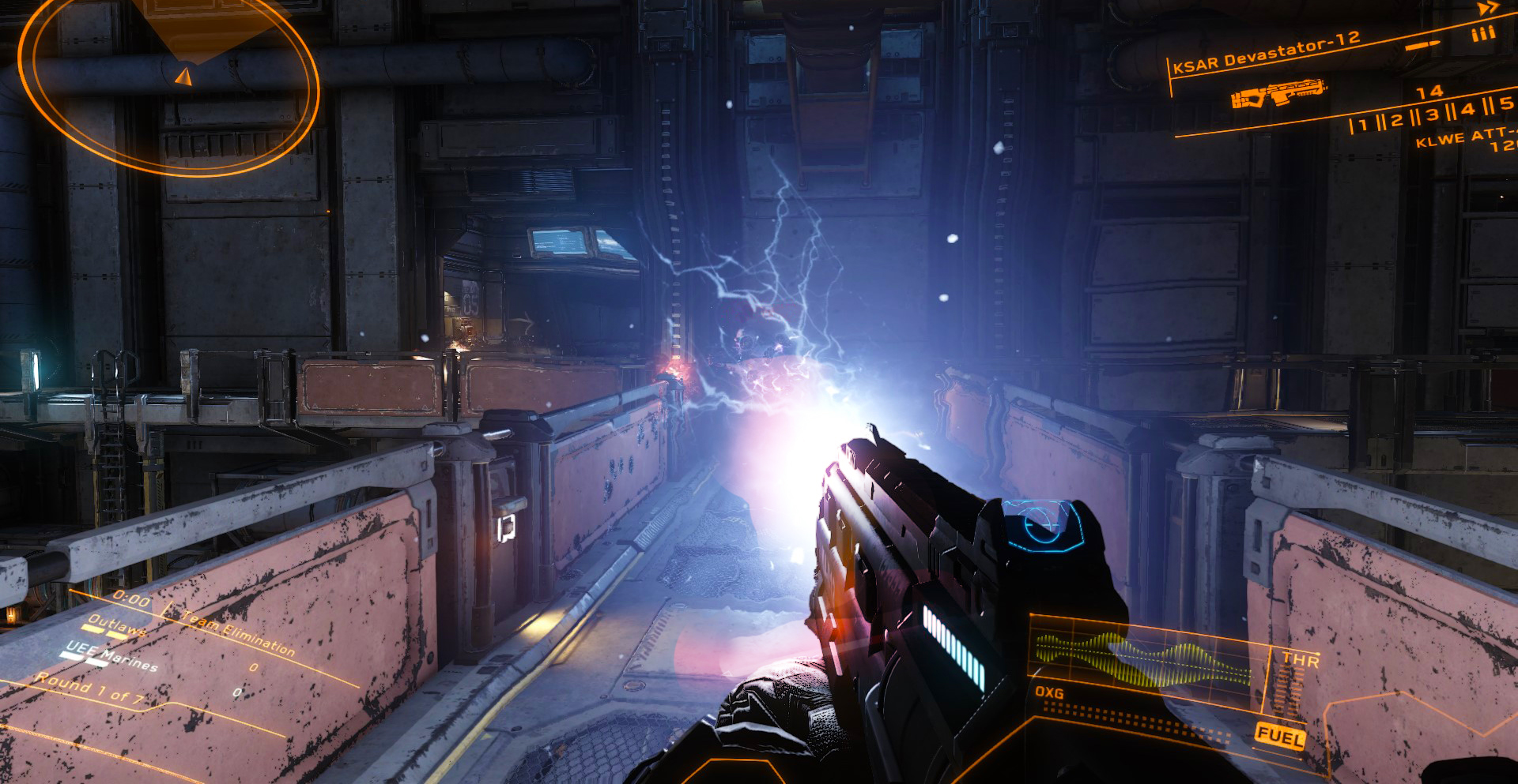 Delay Of Star Citizens FPS Module Due To A Mix Of